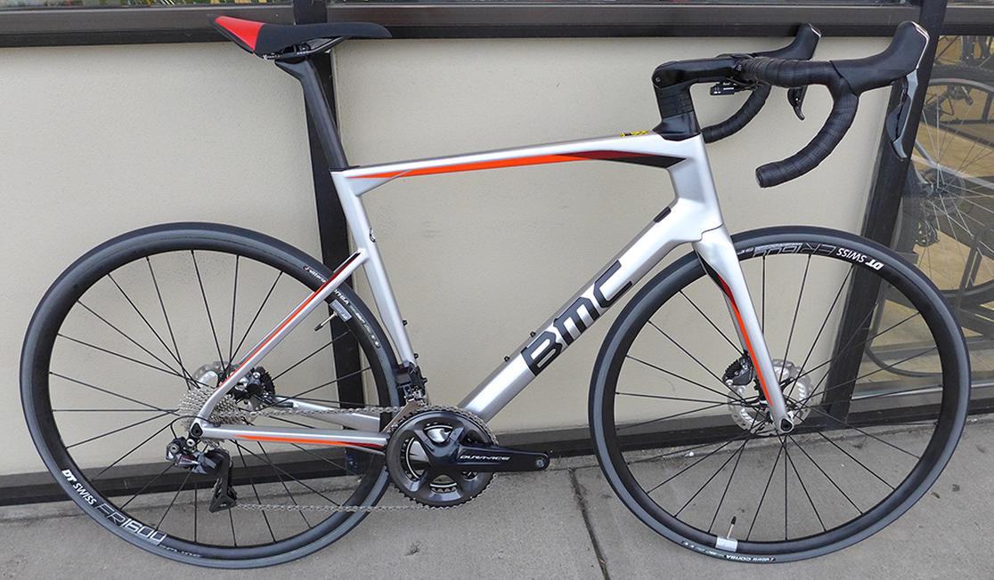 2017 BMC  Road Machine LTD 56cm