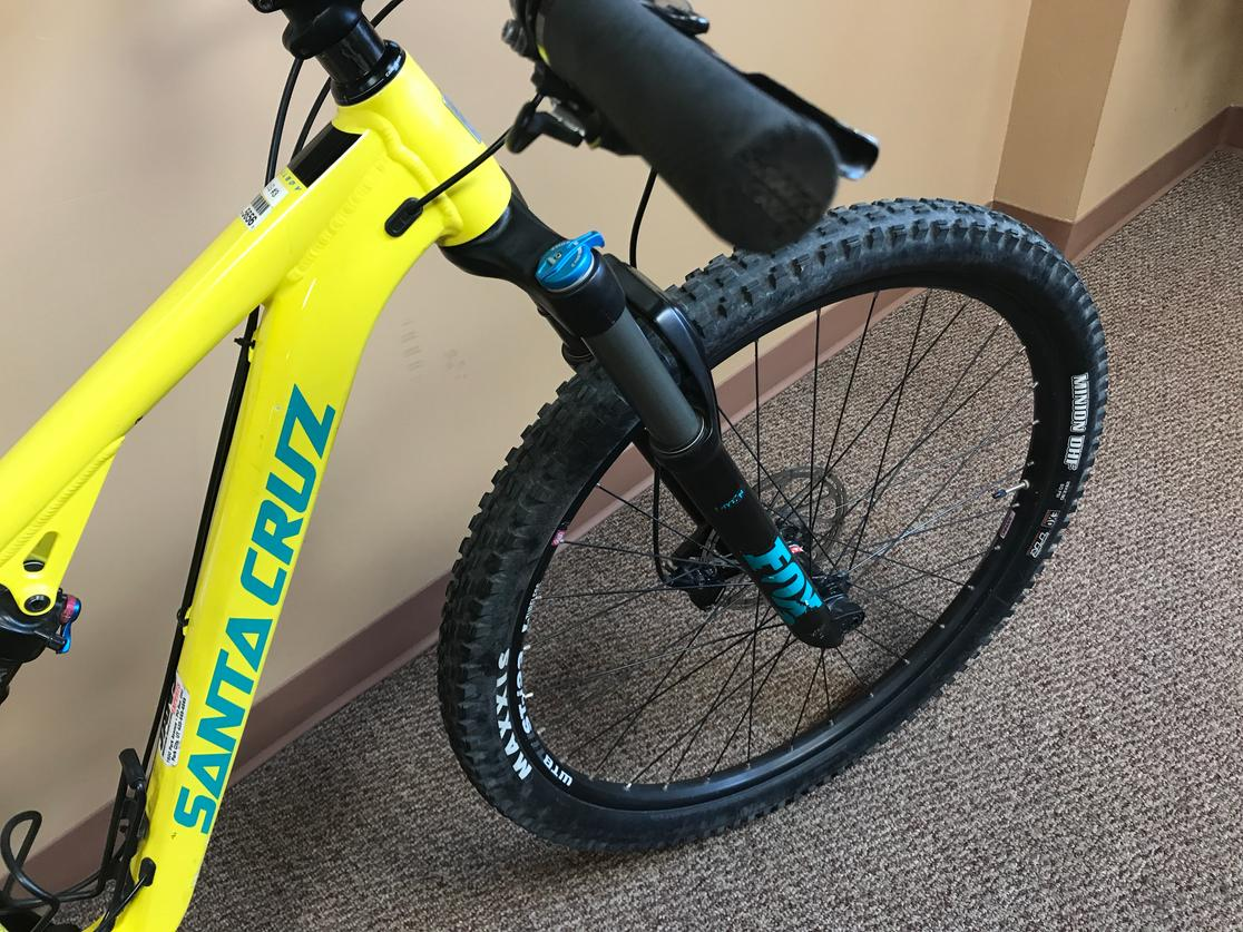2017 Santa Cruz Tallboy 3 AL R2 Kit Large