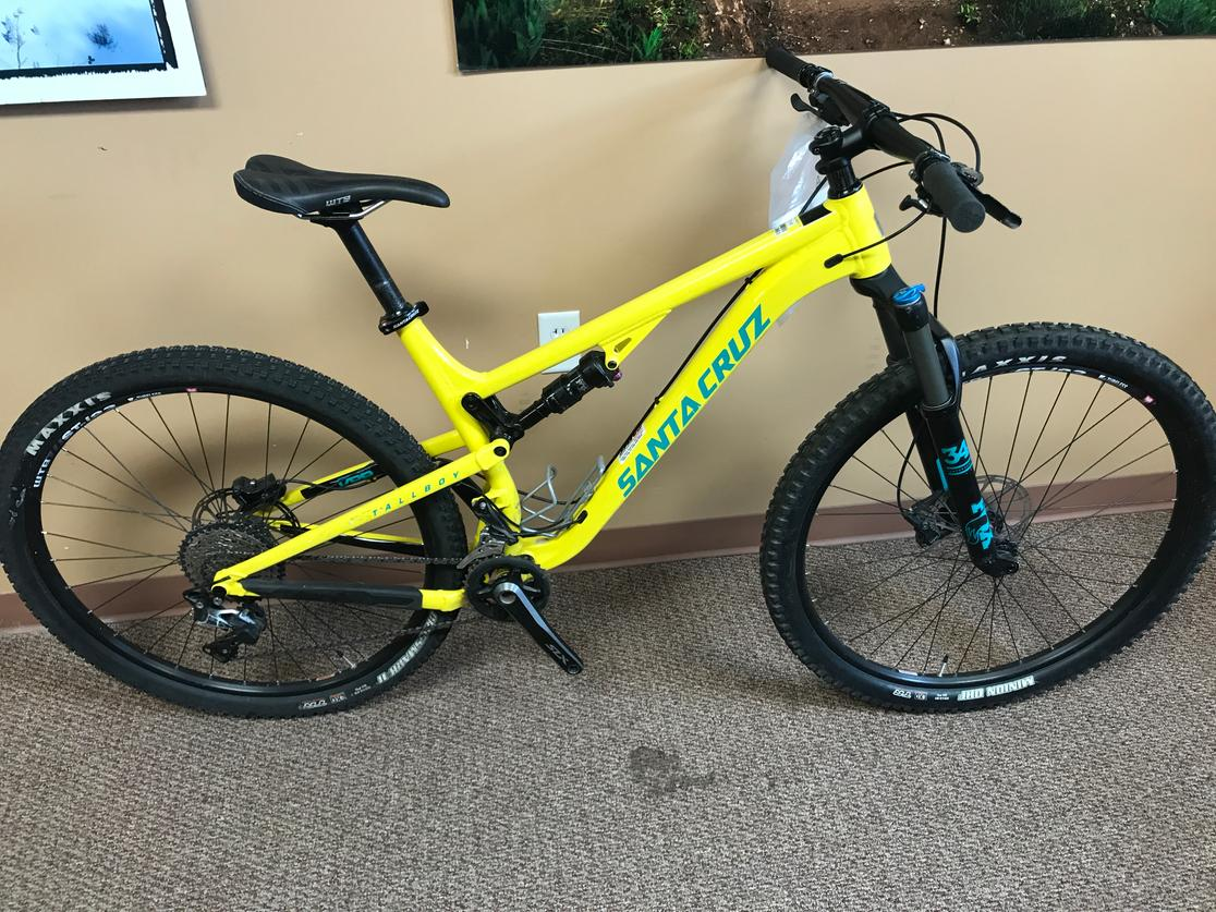 2017 Santa Cruz Tallboy 3 AL R2 Kit X-Large