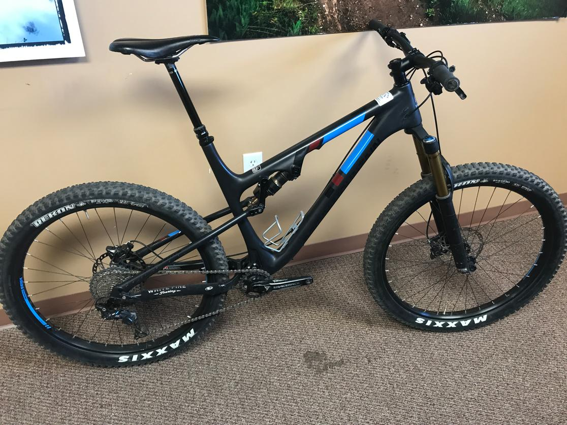 2016 Rocky Mountain  Pipeline 770 MSL X-Large