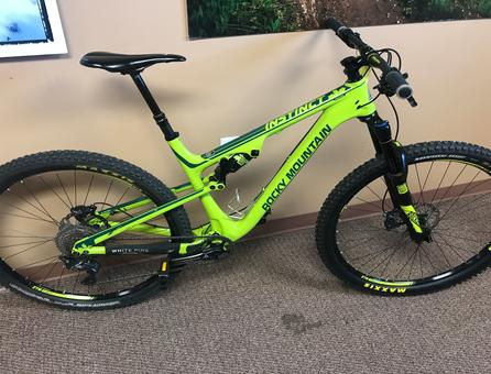 discount bikes, bicycles for sale, bike discount, 2016 Rocky Mountain Instinct 990 MSL BC Edition