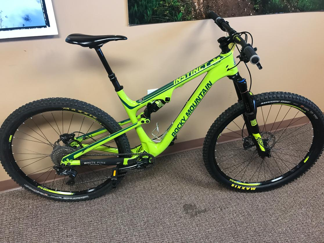 2016 Rocky Mountain  Instinct 990 MSL BC Edition Large