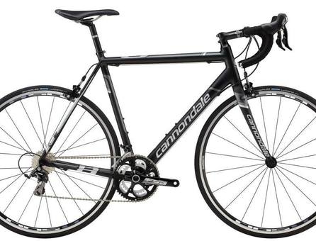 Bike Express Danbury Cannondale Caad cm