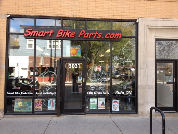 Bike Sales Chicago Smart Bike Parts