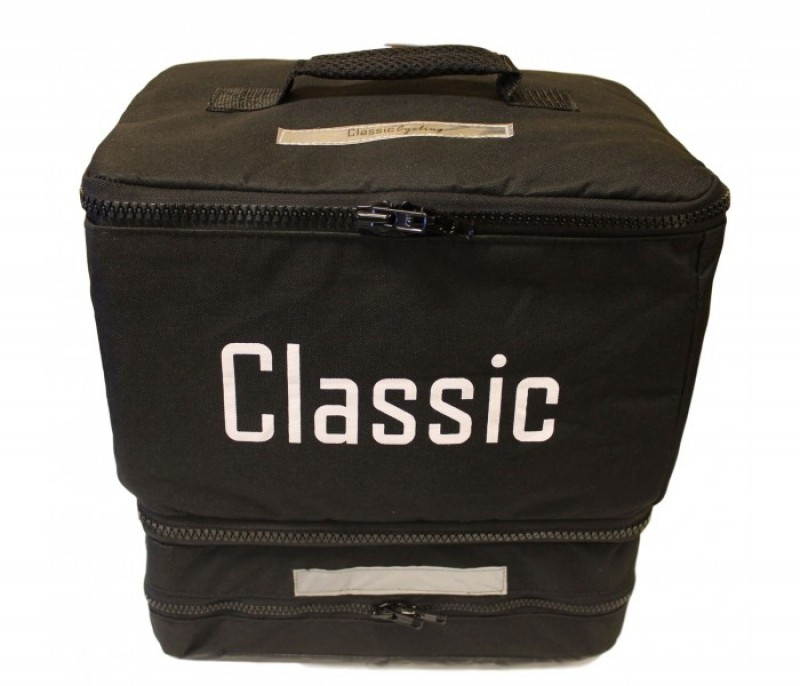 N/A Classic Cycling  Classic Cycling Race Bag 12 high x 8 wide x 12 long
