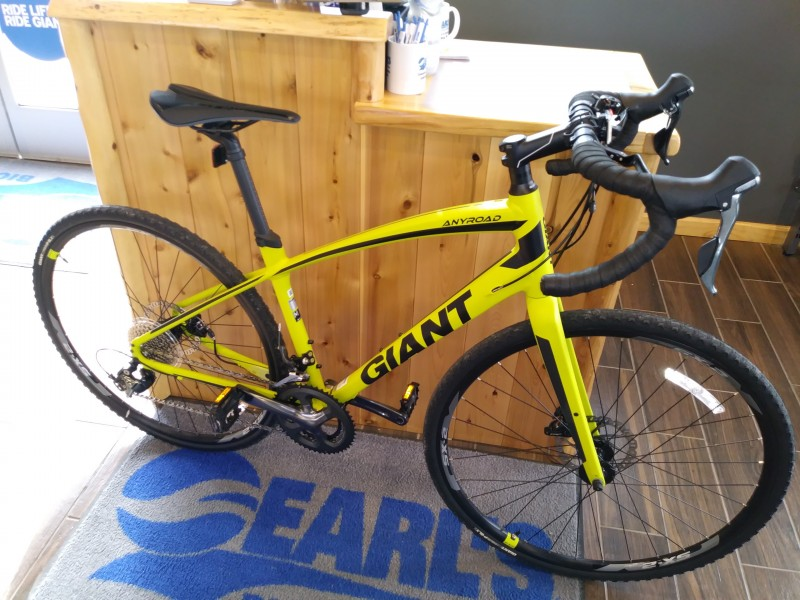 2017 Giant Anyroad 1 Med