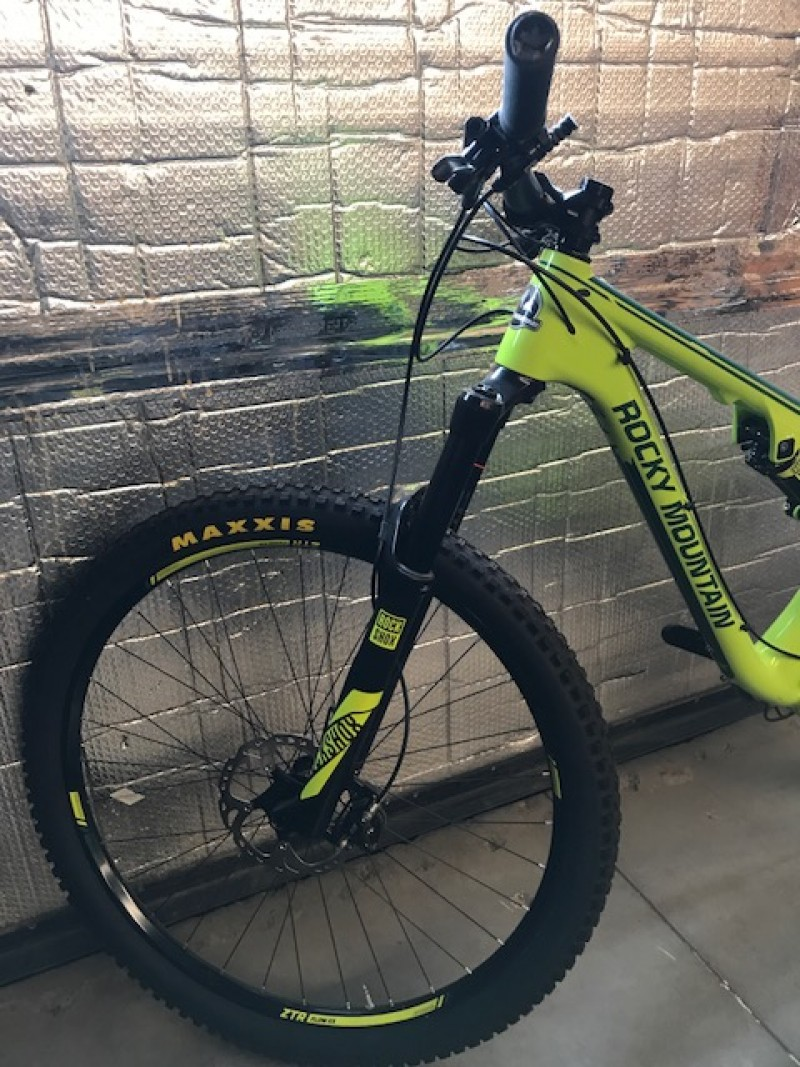 2016 Rocky Mountain Instinct 990 BC Edition Large