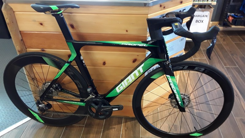 2018 Giant  Propel Avdanced Pro Disc Med